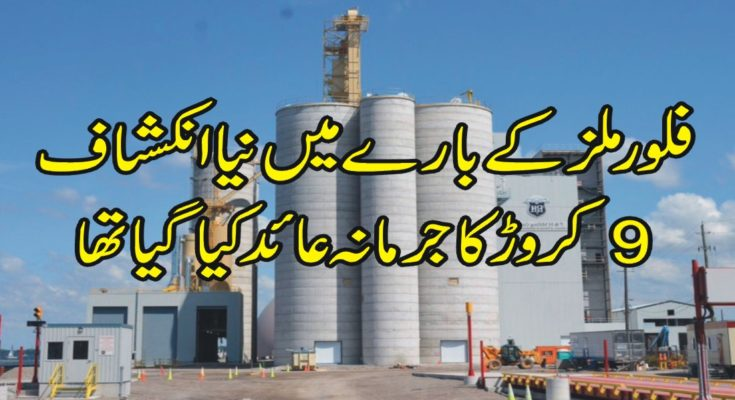 Flour mills quota has been canceled and fined almost Rs 9 crore