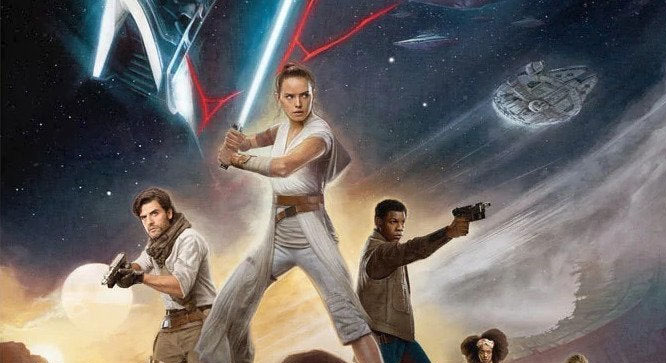 Star Wars took over the US box office